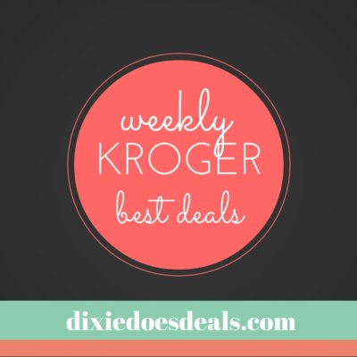 Kroger Best Deals And Weekly Coupon Matchup 2/3-2/9