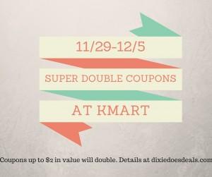 Kmart Doubles (3)