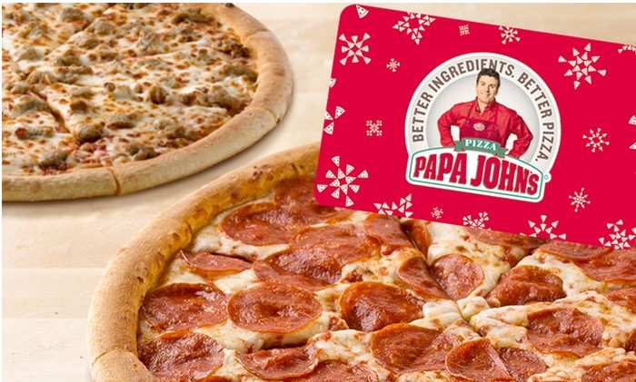 ABOUT PAPA JOHNS. When you order your pizza from the world's third largest pizza chain, you know your food will be nothing short of delicious! Papa John's restaurant chain delivers great taste and great prices, giving pizza lovers around the world something to write home about.