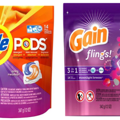 87 Tide Pods Only $6.75: Valid At Dollar General 2/6 Only