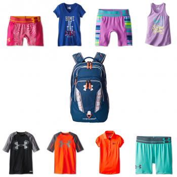 undear armour kids sale