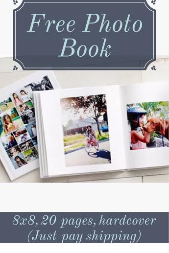 Shutterfly coupons free 8x8 photo book