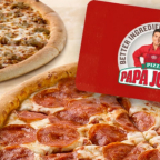 BOGO Pizza at Papa Johns = Two XL Pizzas Only $15.85 + Free Large Pizza For Later ($46.90 Value)