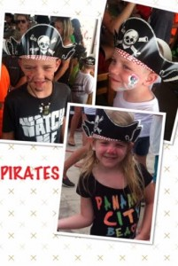 pirate vacation