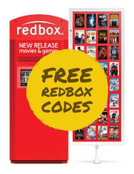 Free Redbox Rental Code - Dixie Does Deals