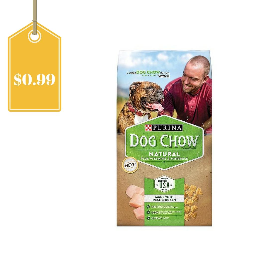 dog chow coupon