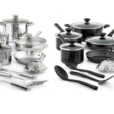 Tools of the Trade Cookware Sets Only $29.99 (Regular $119.99)