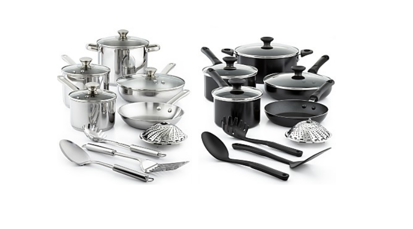 Tools Of The Trade Cookware Sets Only 29 99 Regular 119 99