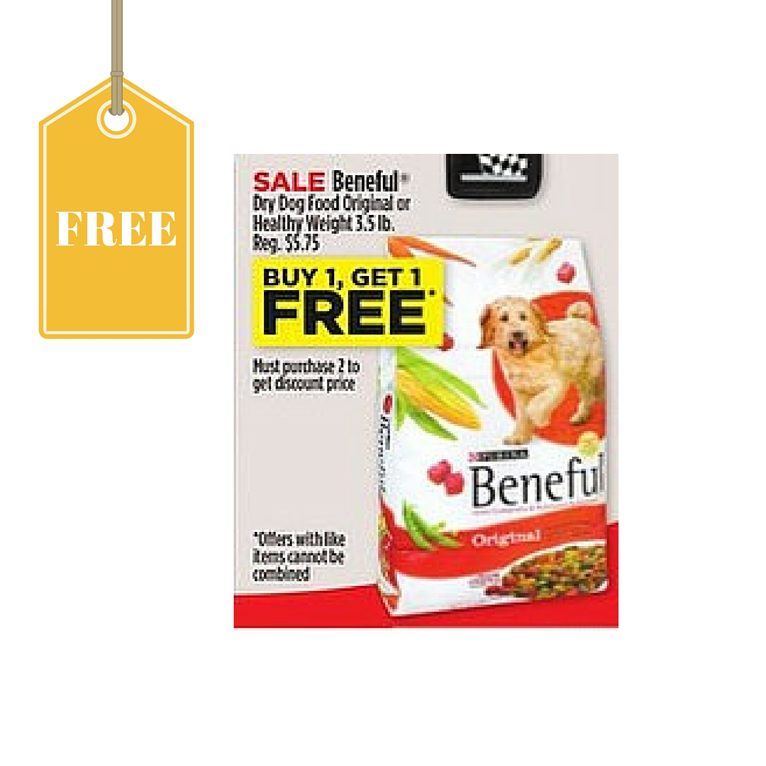 dfad8e5ae73 FREE BENEFUL DOLLAR GENERAL COUPON DEAL. Dollar General has Beneful Dog Food  ...