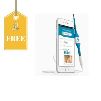 KINSA SMART Thermometer FREE DEAL SALE