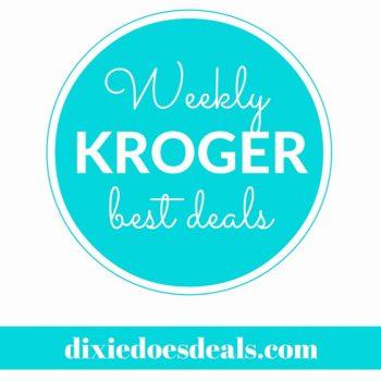 KROGER Best Deals and Coupon matchups (1)