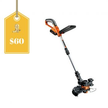 cordless grass trimmer on sale