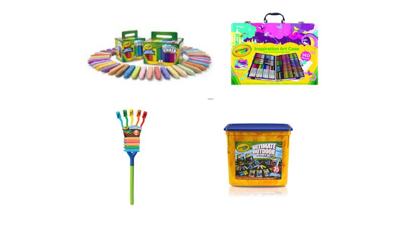 Save Big On Easter Favorites From Crayola Today Only