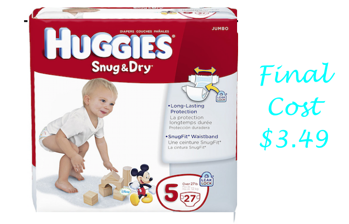 Huggies believes in the power of hugs for all babies. That's why every diaper and wipe we make is inspired by yours.