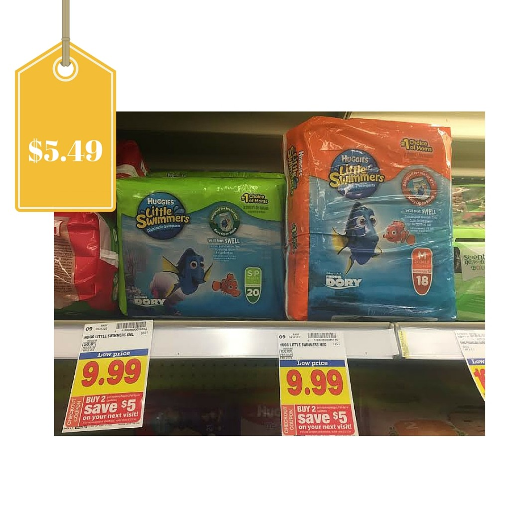 New huggies little swimmers coupon