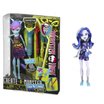moster high color me start kits