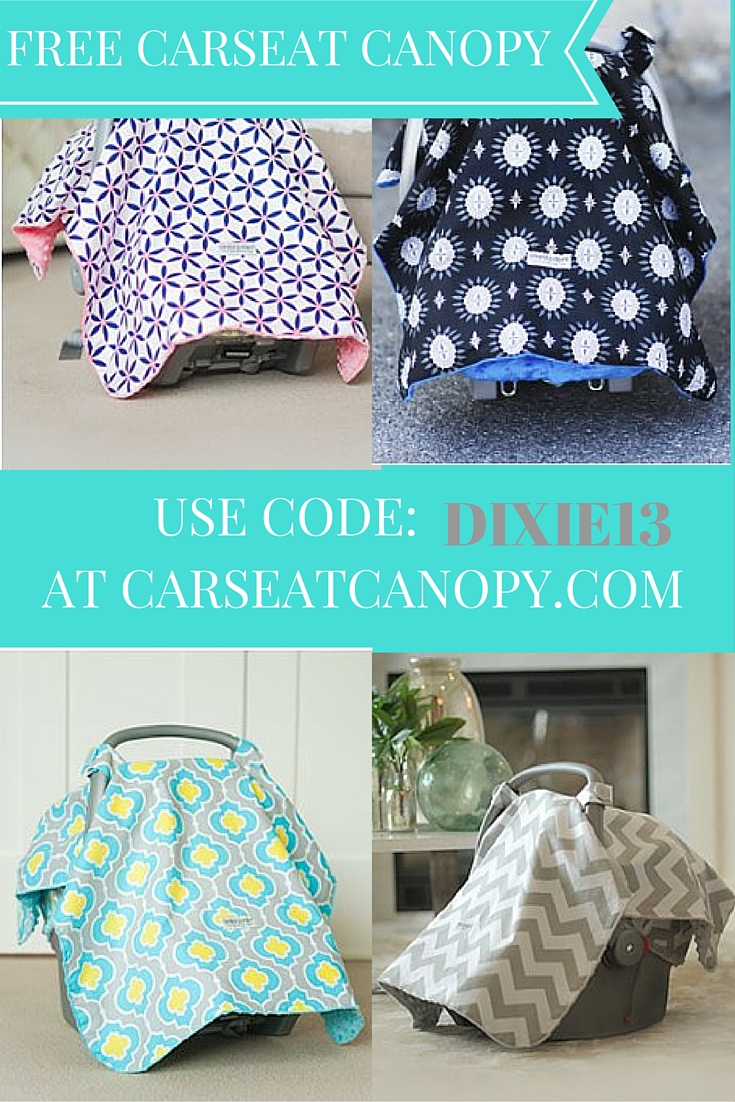 Carseat Canopy is the store dedicated to baby products such as baby slings, nursing covers, canopies, carriers and more. Shop for funky NFL prints and other smart designs to reflect the personality of your little one and help keep your baby comfortable and snug.