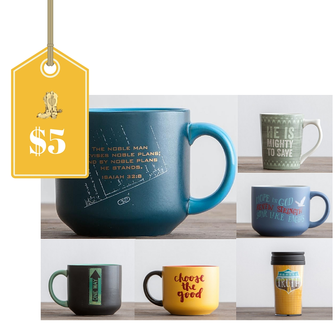 Dayspring Inspirational Coffee Mugs Only 5 Shipped