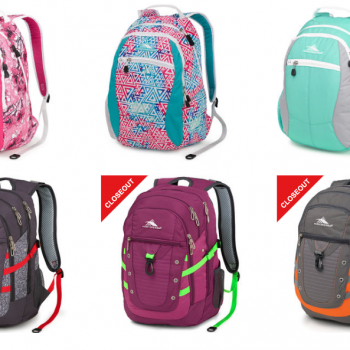 e5dfd8e195 High Sierra Curve Backpack Only  15 Shipped (Regular  50) + More
