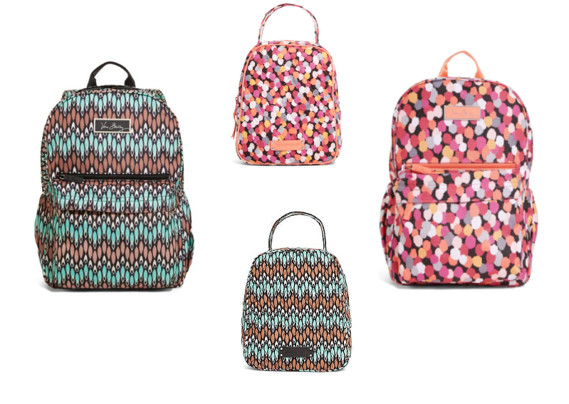 Vera Bradley Backpack Lunchbox