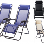*HOT* Zero Gravity Chairs as low as $27.49