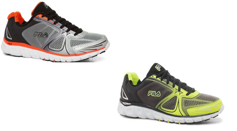 Fila Memory Inspell Mens Running Shoes