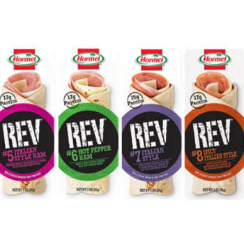 Hormel knows life can be busy so make eating on-the-go easier! Get $ off any one Hormel Rev Wraps with Printable Coupons! These easy-to-eat meals are perfect for those busy days!