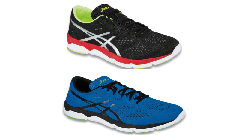asics 33-fa running shoes
