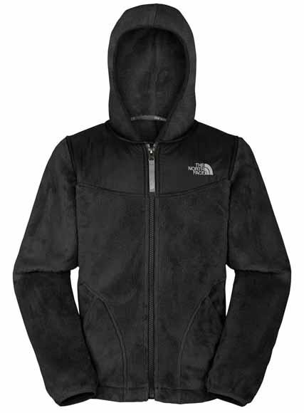 4e219965af The North Face Oso Hooded Girls Fleece Jacket Only  39.58 (Regular ...