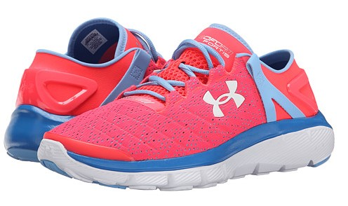 under armour shoes for girls 2016