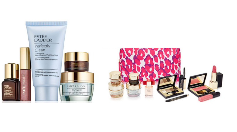 Estee Lauder Stay Young Start Now Set + 7 Piece Makeup Trio & Skincare Duo Only $35 Shipped ($220 Value)