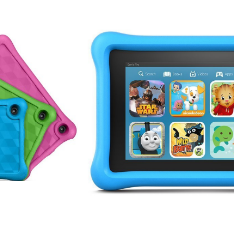 Amazon Kid's Fire Tablet Deal!