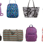 Huge Vera Bradley Sale: Items up to 75% Off + Extra 30% Off = Crazy Deals
