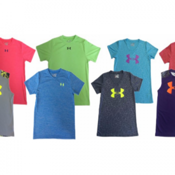 Youth under armour shirts only 10 regular for Under armour shirts at walmart