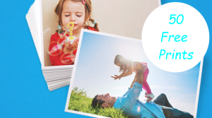 50 Free 4×6 Photo Prints + Free Shipping for Amazon Prime Members