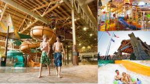 Great Wolf Lodge Rooms Starting at $120: Includes Water Park Passes for 6 People (Regular $240)