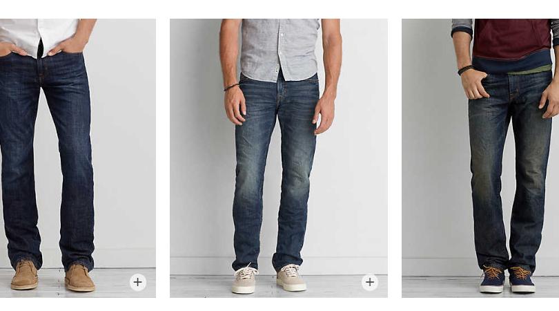 Men's American Eagle Jeans Only $15 (Regular $49 95)