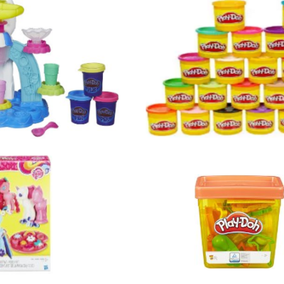 Save on Play-Doh Sets – Today Only!