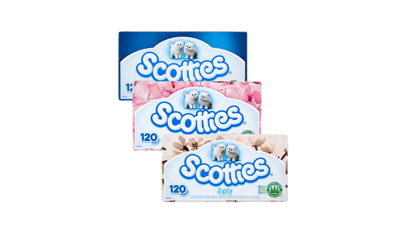graphic relating to Scotties Tissues Printable Coupon identify Scotties Tissues Just $0.13 at Greenback Tree