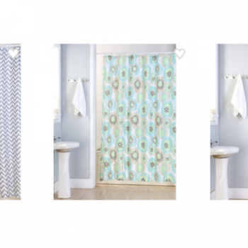 Canvas Shower Curtains Only $5 - Going FAST! - Dixie Does Deals