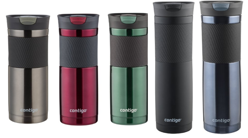 Save Big On Contigo Snapseal Byron Vacuum Insulated