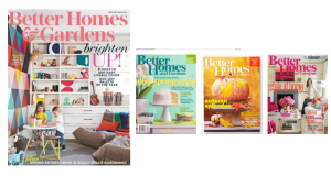 Expired:Free Subscription To Better Homes & Gardens Magazine