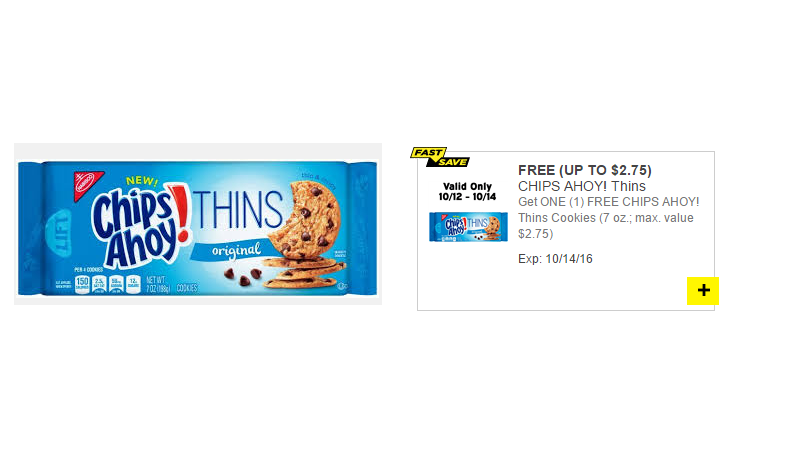 Free printable chips ahoy coupons