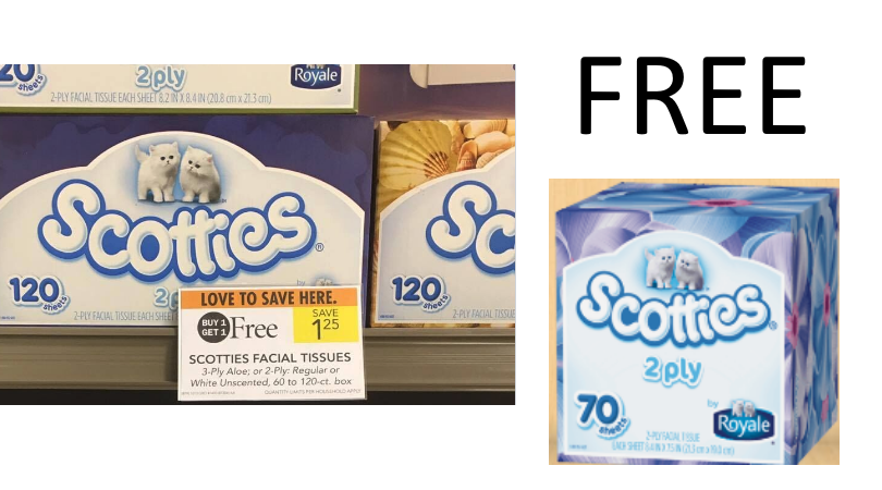 graphic about Scotties Tissues Printable Coupon referred to as Cost-free Scotties Tissues at Publix