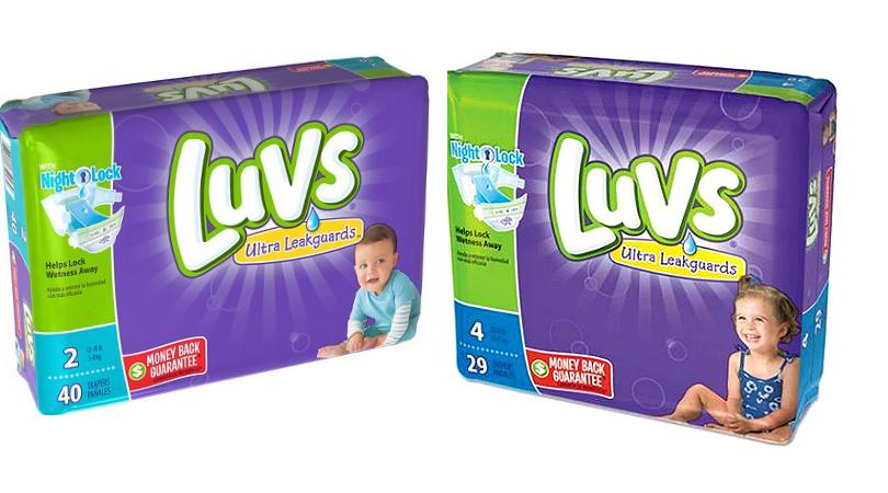 Luvs diapers coupons dollar general
