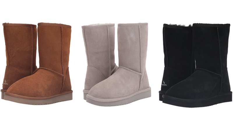 Hurry over here where these Koolaburra by UGG Classic Short Boots are on sale for just $30 (regular $80). They are available in three different colors in ...