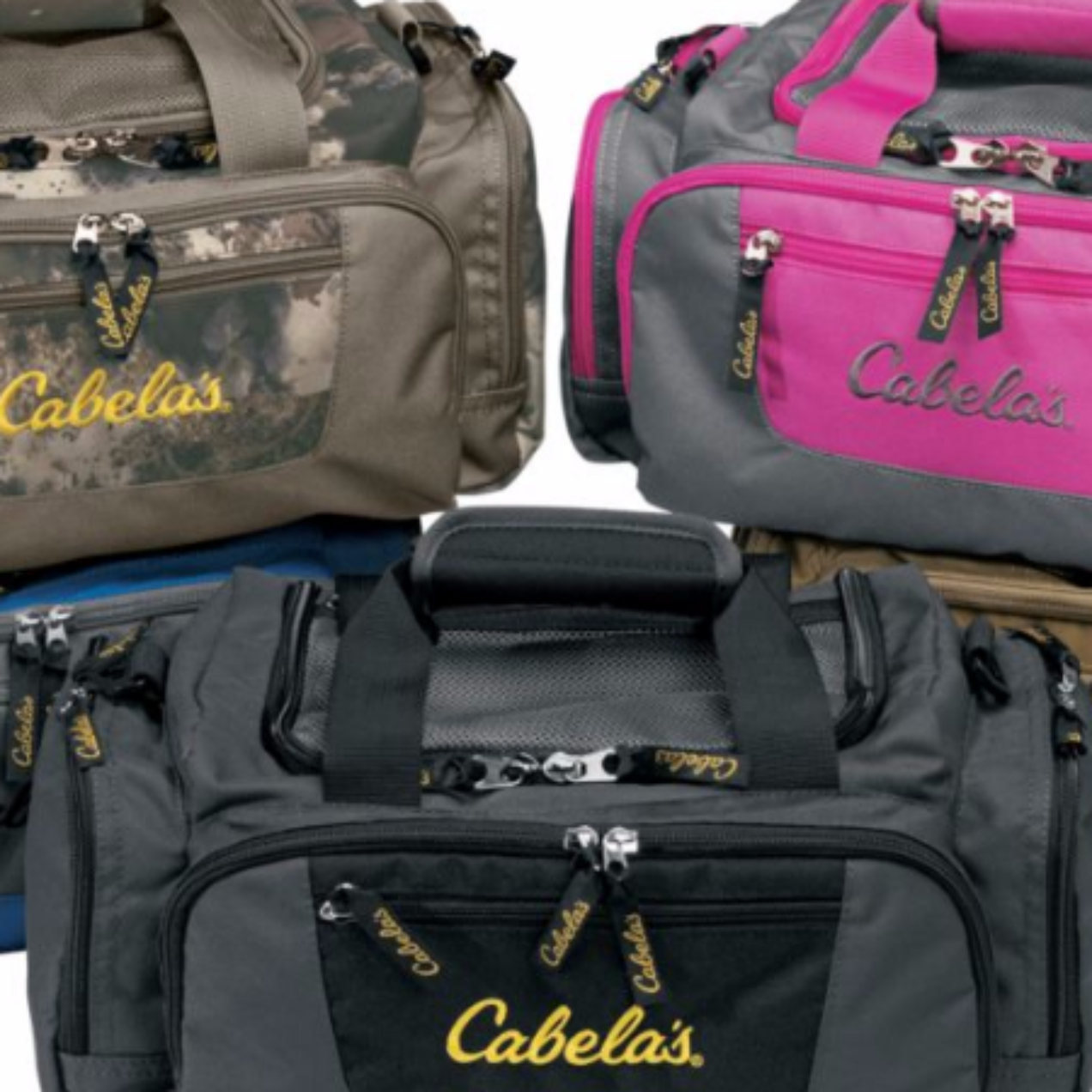 Cabela's Catch All Gear Bags Only $9.99 + Free Shipping (Regular $24.99)
