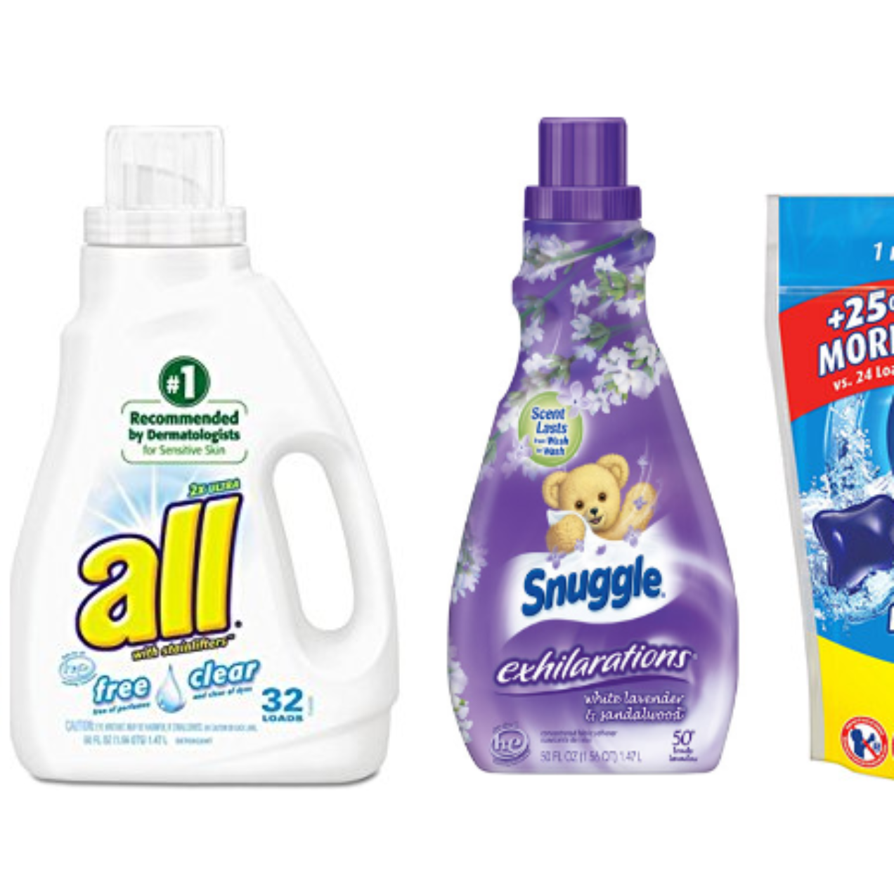 All & Snuggle Laundry Products Only $1.33 Each: Kroger Deal