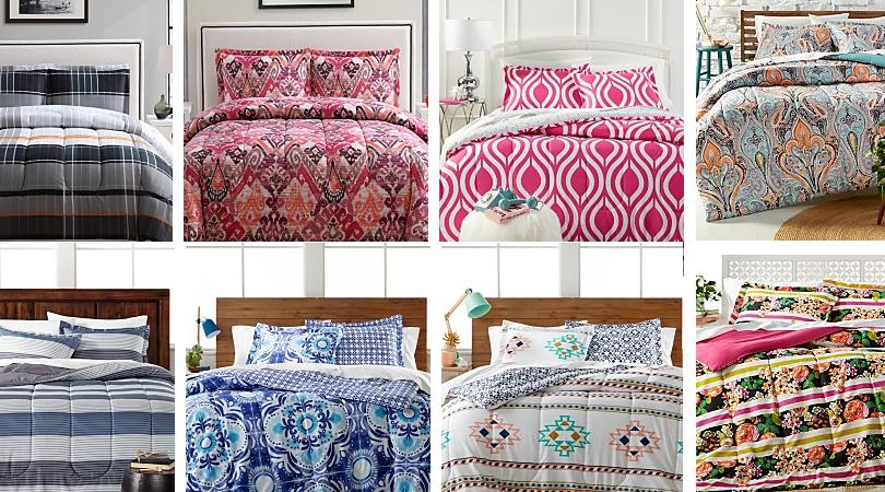 Macy S 3 Piece Comforter Sets Only 17 99 Regular 80