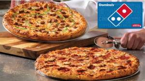 Possible $10 Domino's eGift Card Only $5